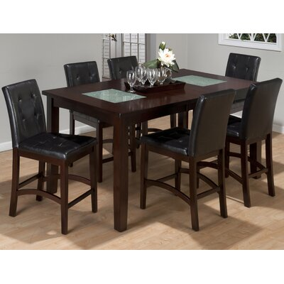 chadwick counter height dining table wayfair