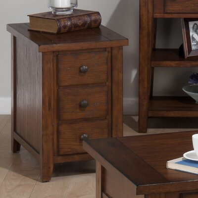 Jofran Clay County End Table