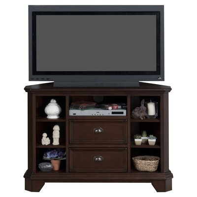 "Jofran Hunter 45"" Corner TV Stand"