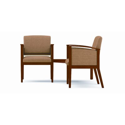Lesro Amherst Two Chairs with Corner Table