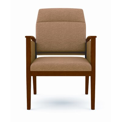 Lesro Amherst Motion Extended Back Chair with Open Arm