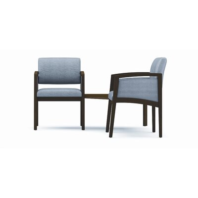 Lenox Two Guest Chairs with Corner Table