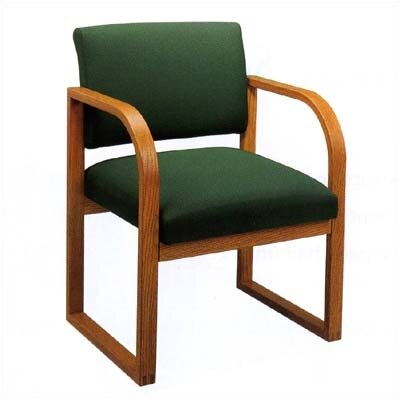 Lesro Contour Guest Chair with Open Back