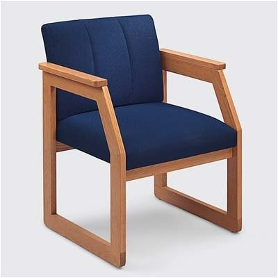 Lesro Classic Angle Guest Arm Chair