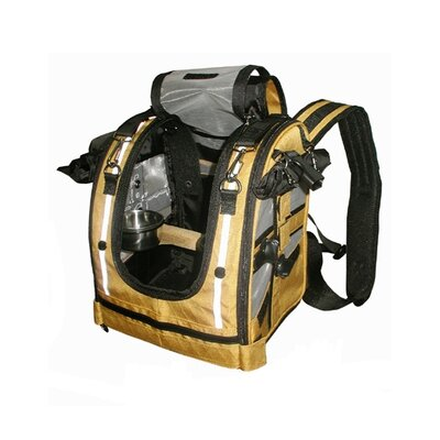 Celltei Pak-o-Bird Stainless Steel Mesh Bird Carrier