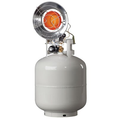 Enerco 10-15K BTU Spark Ignition Patio Heater