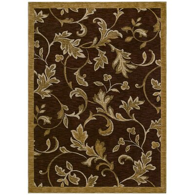 Tommy Bahama Rugs Home Nylon Garden Gate Cranberry Rug