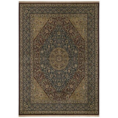 Tommy Bahama Rugs Home Nylon Onyx Royal Retreat Rug
