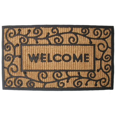 Light Swirls Doormat