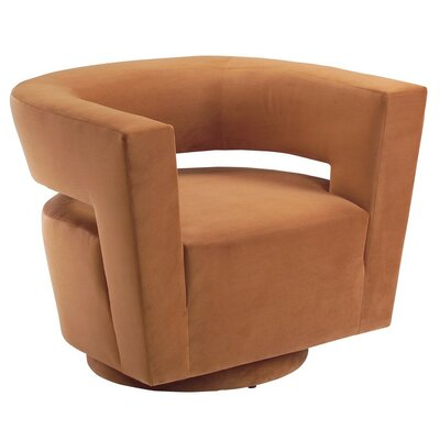Galactica Return Swivel Chair