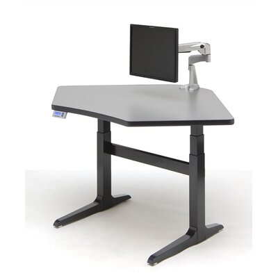 Workrite Ergonomics Sierra Equal Corner with 2 Leg