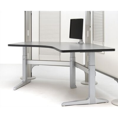 Workrite Ergonomics Sierra 120 Degree Computer Workcenter