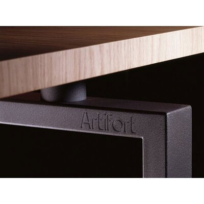 Artifort Window Rectangle Table by Arnold Merckx