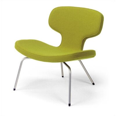 Artifort Leather Side Chair by René Holten