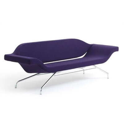 Artifort Ondo Sofa with Optional Seat Cushion by René Holten
