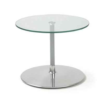 Square Accent/Dining Table by Pierre Paulin-Medium End Table