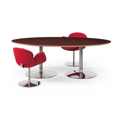 Artifort Oval Conference Table by Pierre Paulin