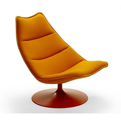 Artifort 585 Chair and Ottoman by Geoffrey Harcourt