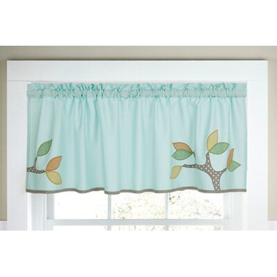 MiGi Little Tree Cotton Curtain Valance