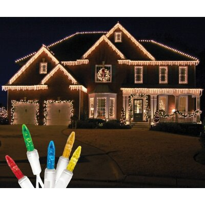Queens of Christmas 70 Light LED Icicle Light