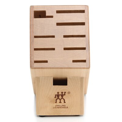 Zwilling JA Henckels Hardwood Knife Block