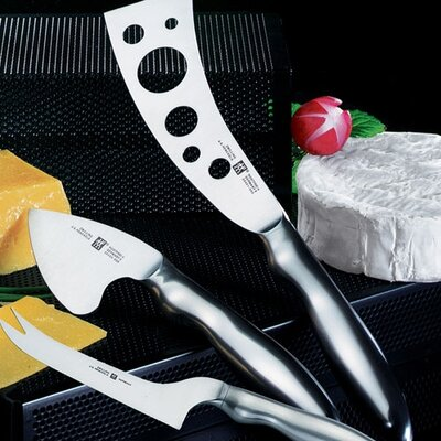 Zwilling JA Henckels Twin 3-Piece Cheese Knife Set