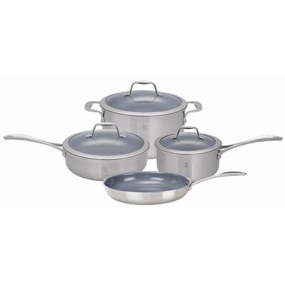 Zwilling JA Henckels Spirit 7-Piece Cookware Set