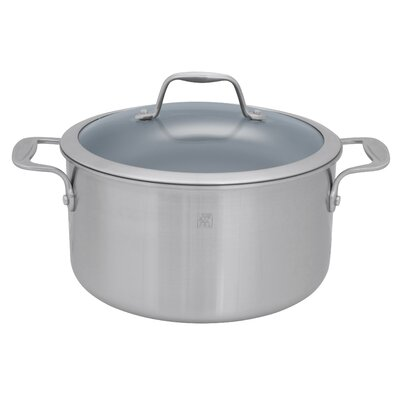 Spirit 6-qt. Dutch Oven with Lid