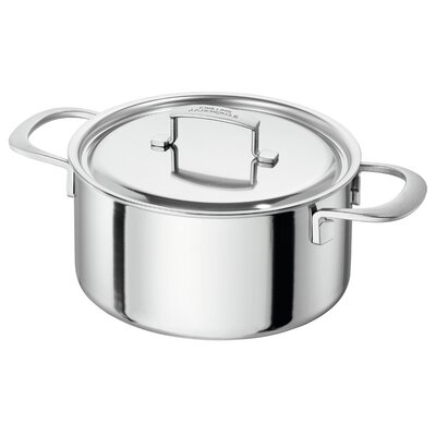 Zwilling JA Henckels Sensation 5.5-Qt. Round Dutch Oven with Lid