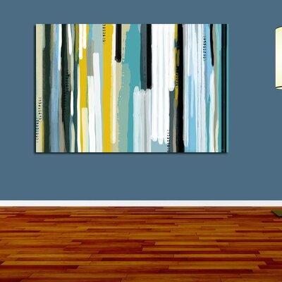 Maxwell Dickson Ocean Painting Print on Canvas