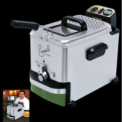 3.3 Liter Advanced Oil Control Fryer