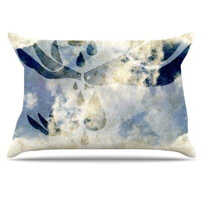 KESS InHouse Doves Cry Pillowcase