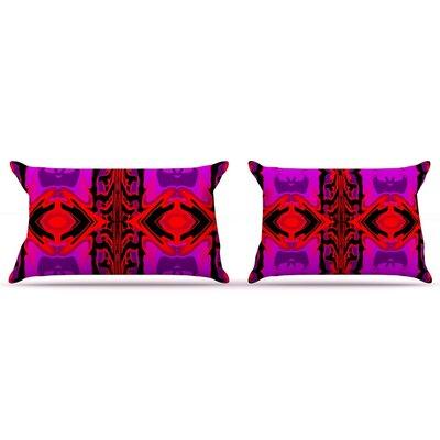 KESS InHouse Ornamena Pillow Case