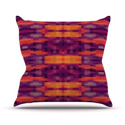 KESS InHouse Medeaquilt Throw Pillow