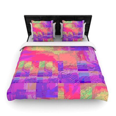 KESS InHouse Embossed Impermenance Duvet Cover Collection