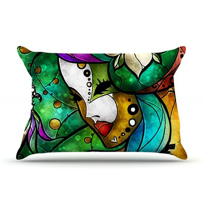 KESS InHouse Nola Pillow Case