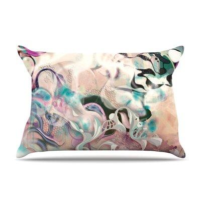 KESS InHouse Fluidity Pillow Case