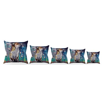 KESS InHouse There is a Light Throw Pillow
