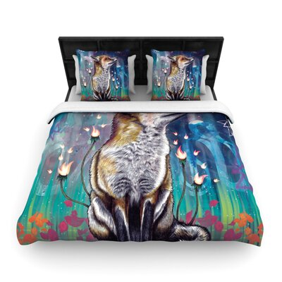KESS InHouse There Is A Light Duvet Cover Collection