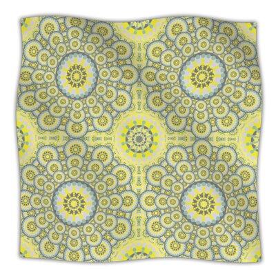 KESS InHouse Multifaceted Microfiber Fleece Throw Blanket