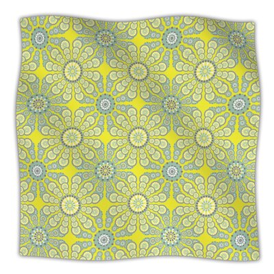 KESS InHouse Budtime Microfiber Fleece Throw Blanket
