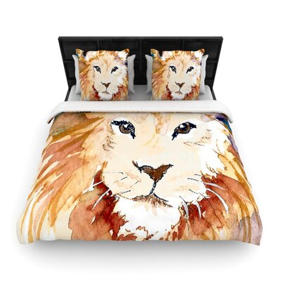 KESS InHouse Leo Duvet Cover Collection