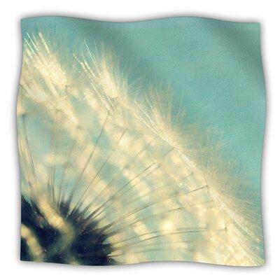 KESS InHouse Just Dandy Microfiber Fleece Throw Blanket