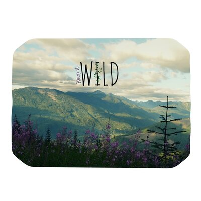 KESS InHouse Keep It Wild Placemat