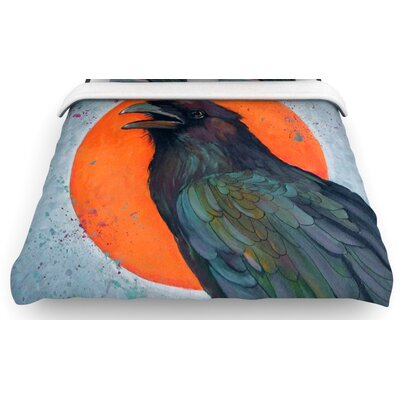 KESS InHouse Raven Sun Bedding Collection