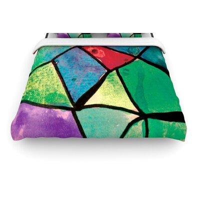 KESS InHouse Kess InHouse Theresa Giolzetti Woven Comforter Duvet Cover