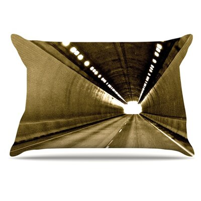 KESS InHouse Tunnel Pillowcase