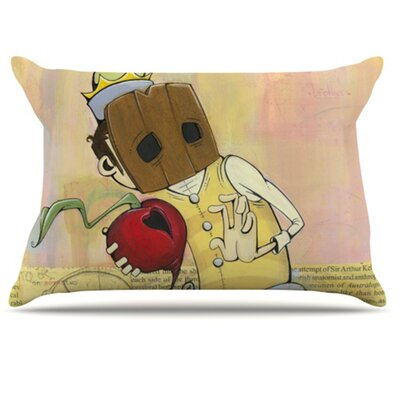 KESS InHouse Thalamus Pillowcase