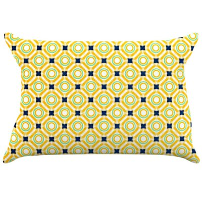 KESS InHouse Tossing Pennies II Pillowcase