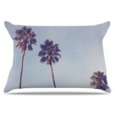 KESS InHouse Sunshine and Warmth Pillowcase